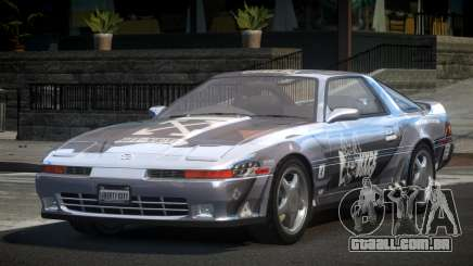 Toyota Supra PSI-R S9 para GTA 4