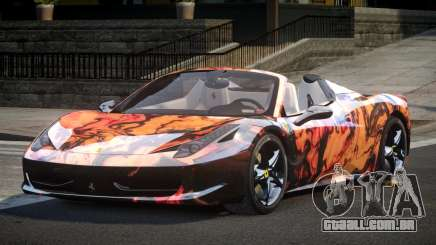 Ferrari 458 BS-S S3 para GTA 4