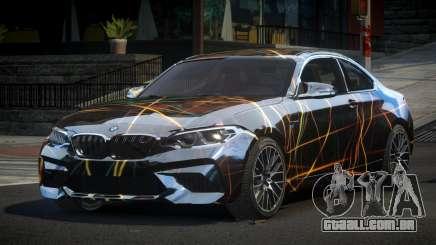 BMW M2 Competition SP S4 para GTA 4