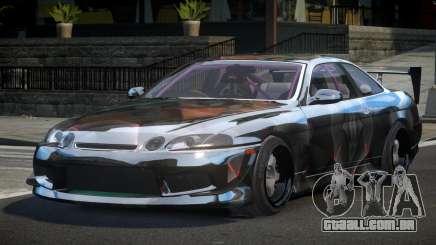 Toyota Soarer U-Style S8 para GTA 4