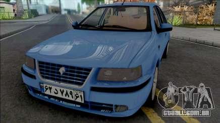 Ikco Samand EF7 para GTA San Andreas
