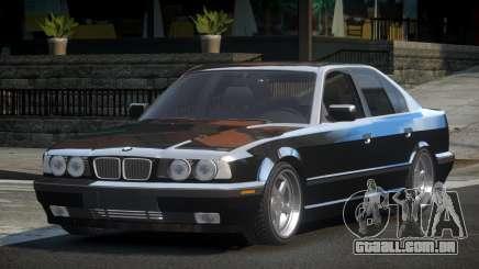 BMW M5 E34 PSI V1.0 para GTA 4