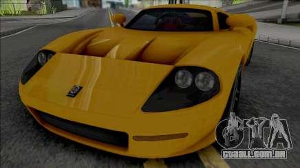 Factory R160 ST para GTA San Andreas