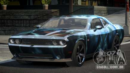 Dodge Challenger 392 PSI-R S8 para GTA 4
