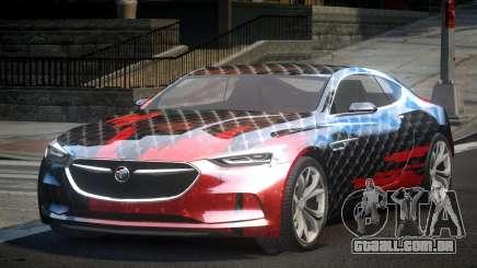 Buick Avista PSI-S S7 para GTA 4
