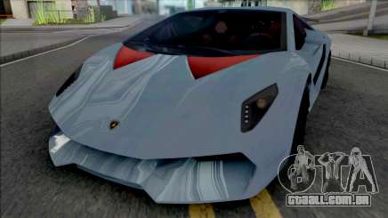 Lamborghini Sesto Elemento (SA Lights) para GTA San Andreas