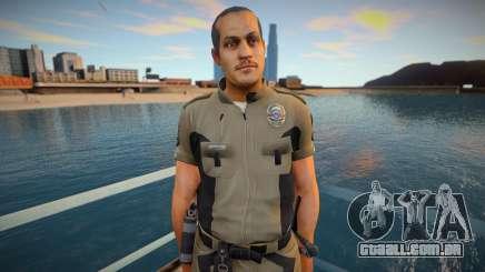 Las Venturas Police para GTA San Andreas