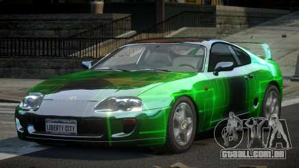 Toyota Supra GST Drift S8 para GTA 4