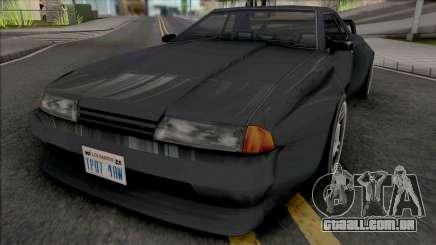 Elegy Pandem Widebody para GTA San Andreas