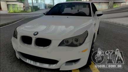 BMW M5 E60 2009 (Forza Horizon 4) para GTA San Andreas