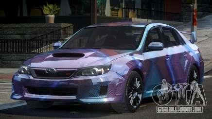Subaru Impreza US S4 para GTA 4