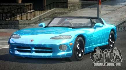 Dodge Viper GST-R S10 para GTA 4