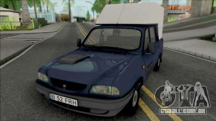 Dacia 1307 Papuc Interventii RATB para GTA San Andreas
