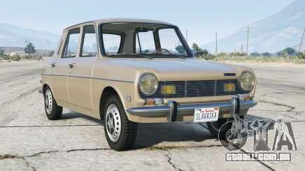 Simca 1204 1976〡add-on para GTA 5