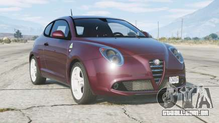 Alfa Romeo MiTo Quadrifoglio Verde (955) 2014〡add-on v2.2 para GTA 5
