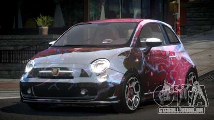 Fiat Abarth U-Style S8 para GTA 4