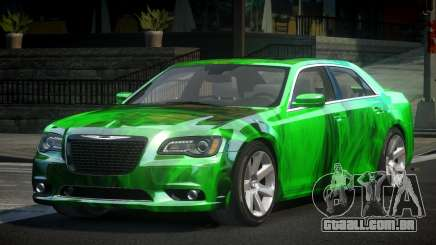 Chrysler 300C SP-R S2 para GTA 4