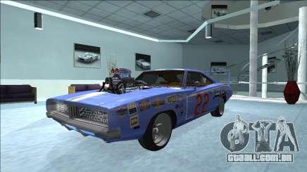 Dodge Charger RT Jimmy Gibbs (L2D4) para GTA San Andreas