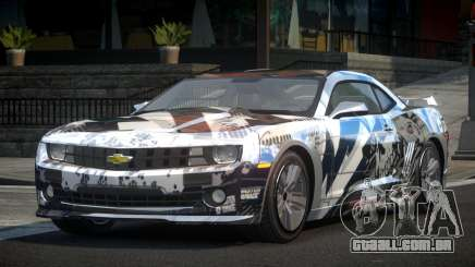 Chevrolet Camaro PSI-S S6 para GTA 4