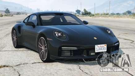 Porsche 911 Turbo S (992) 2020 para GTA 5