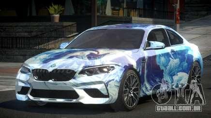 BMW M2 Competition SP S8 para GTA 4