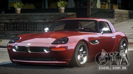 BMW Z8 GST-S para GTA 4