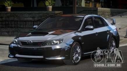 Subaru Impreza US para GTA 4