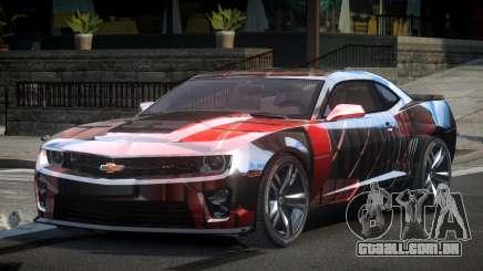 Chevrolet Camaro BS Drift S4 para GTA 4