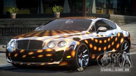 Bentley Continental BS Drift L2 para GTA 4