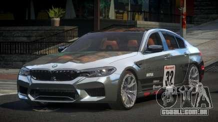 BMW M5 Competition xDrive AT S4 para GTA 4