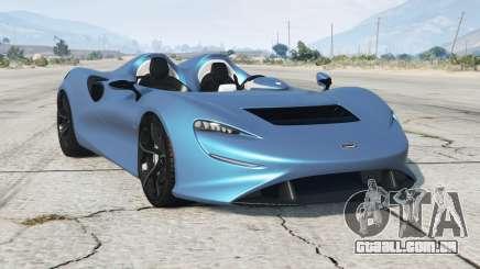 McLaren Elva 2020〡add-on para GTA 5
