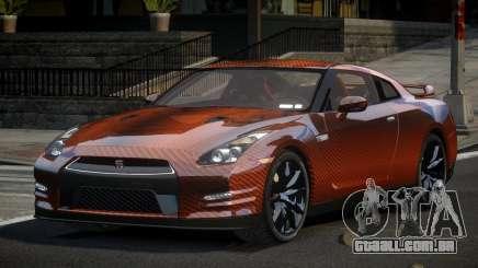 Nissan GT-R U-Style L7 para GTA 4