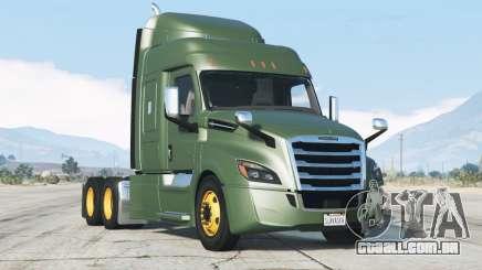 Freightliner Cascadia Mid-roof XT 2018 para GTA 5