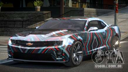 Chevrolet Camaro BS Drift S3 para GTA 4