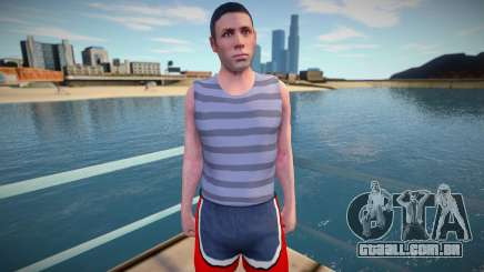 Athlete wmyjg para GTA San Andreas