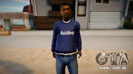 New Madd Dogg para GTA San Andreas