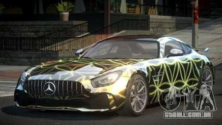 Mercedes-Benz AMG GT Qz S5 para GTA 4
