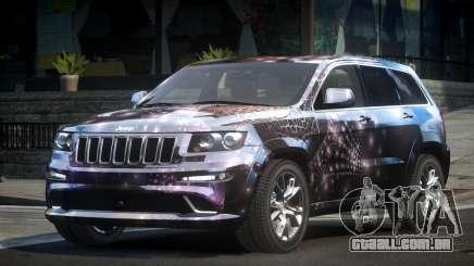 Jeep Grand Cherokee BS SRT8 L6 para GTA 4