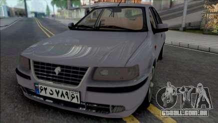 Ikco Samand EF7 v2 para GTA San Andreas