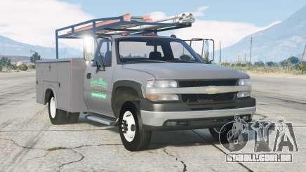 Chevrolet Silverado 1999〡Utilidade Truck〡add-on para GTA 5