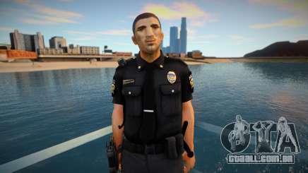 Jimmy Hernandez para GTA San Andreas