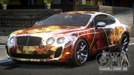 Bentley Continental BS Drift L8 para GTA 4
