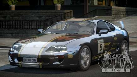 Toyota Supra GST Drift S2 para GTA 4
