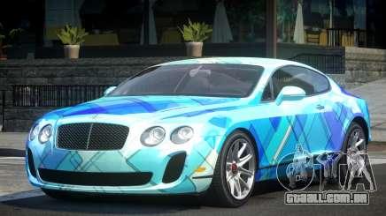 Bentley Continental BS Drift L3 para GTA 4