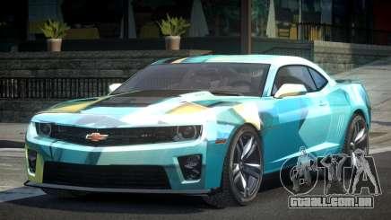 Chevrolet Camaro BS Drift S1 para GTA 4