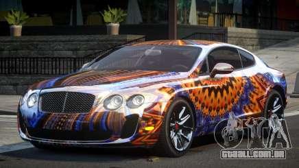 Bentley Continental BS Drift L9 para GTA 4