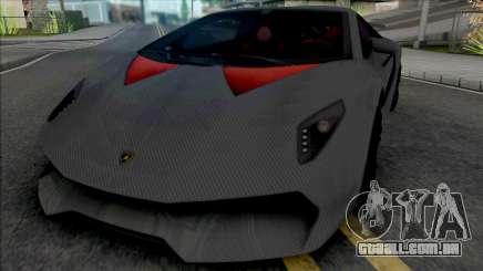 Lamborghini Sesto Elemento Carbon (SA Lights) para GTA San Andreas