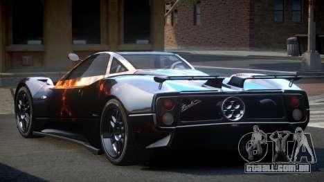 Pagani Zonda BS-S S2 para GTA 4