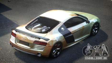 Audi R8 ERS S8 para GTA 4