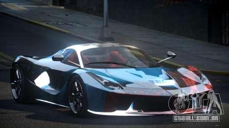 Ferrari LaFerrari US S5 para GTA 4